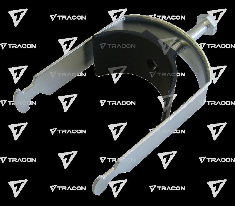 Verstellbar Kabelklemme, d=50-64mm, Einstellbare Kabel ...